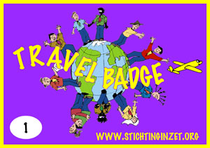 Travel Badge iNZet